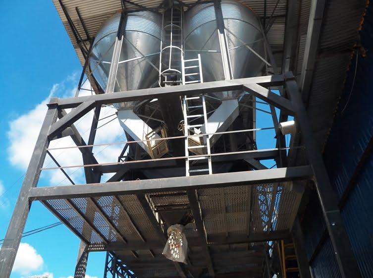 Indústria de rações ganha agilidade com automação de chão de fábrica